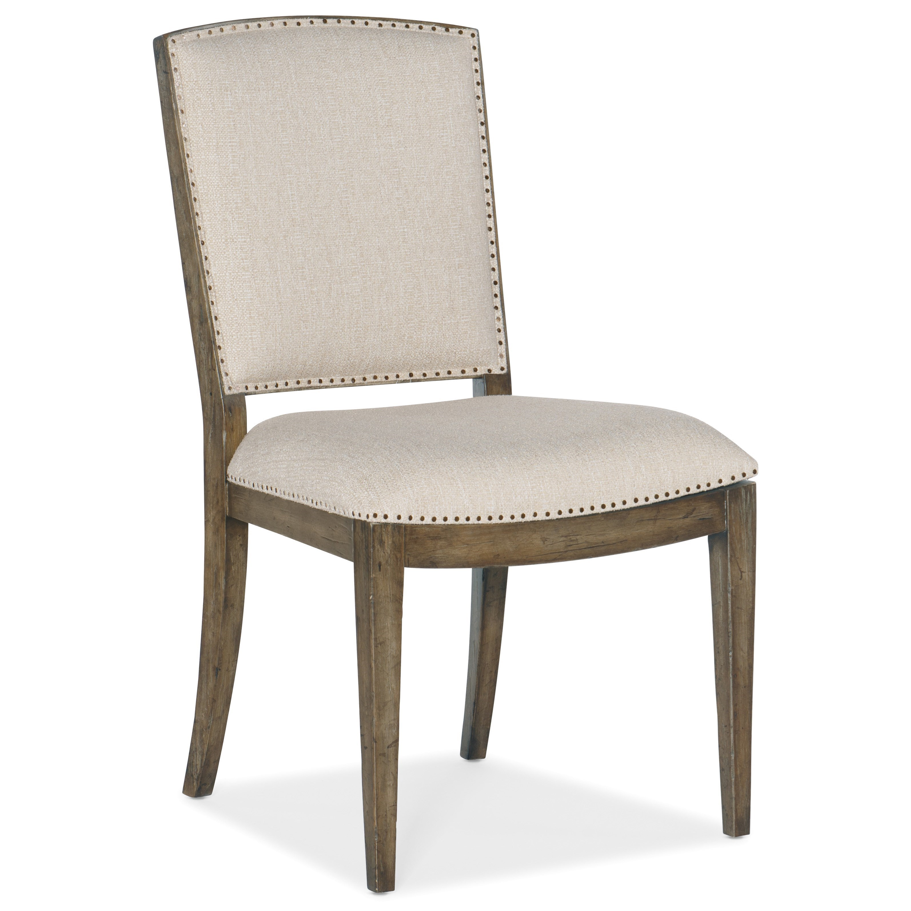 Sundance Side Chair by Hooker Furniture at Baer's Furniture