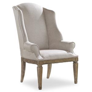 Hooker Furniture Sundara Upholstered Host Chair