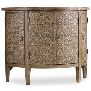 Hooker Furniture Sundara Patterned Console