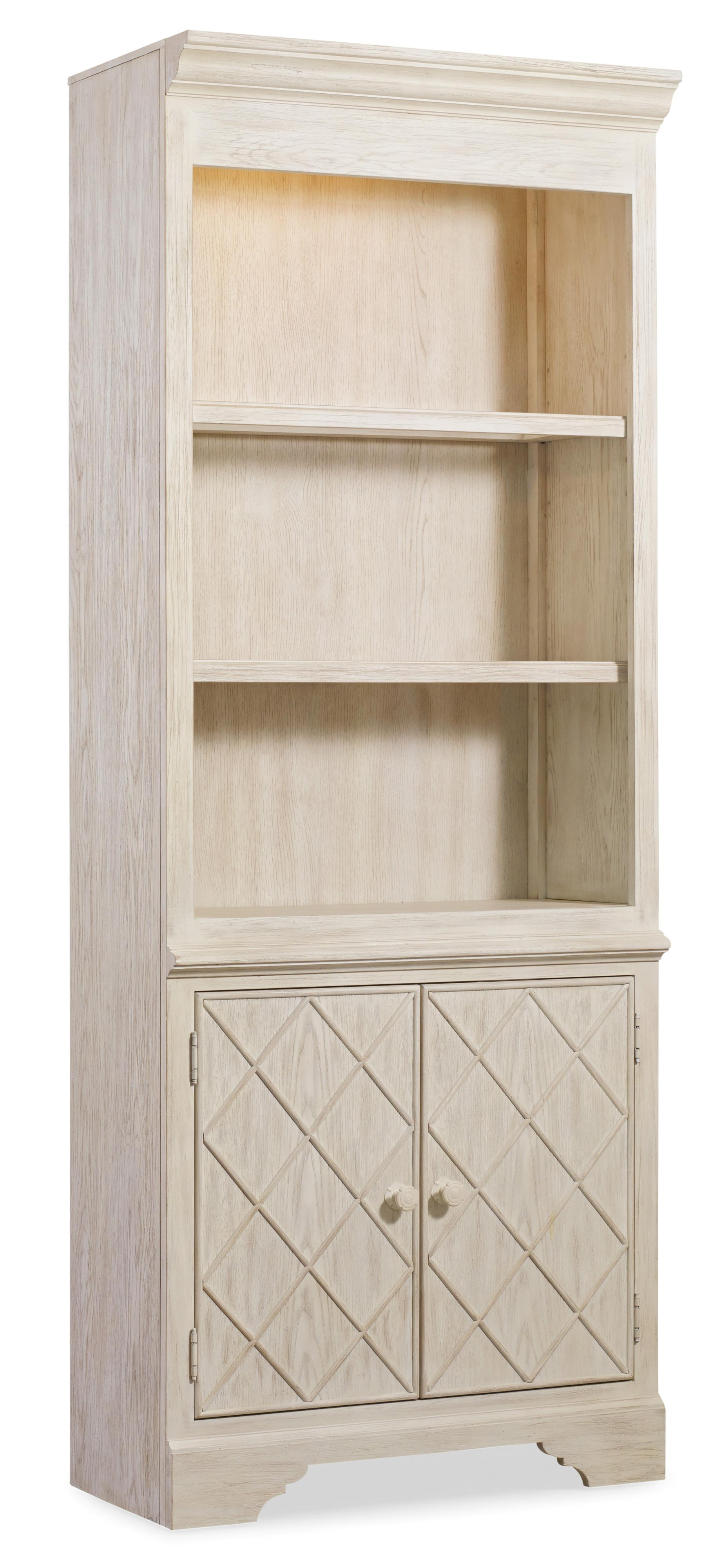 Hooker Furniture Sunset Point Bunching Bookcase - Item Number: 5325-10446