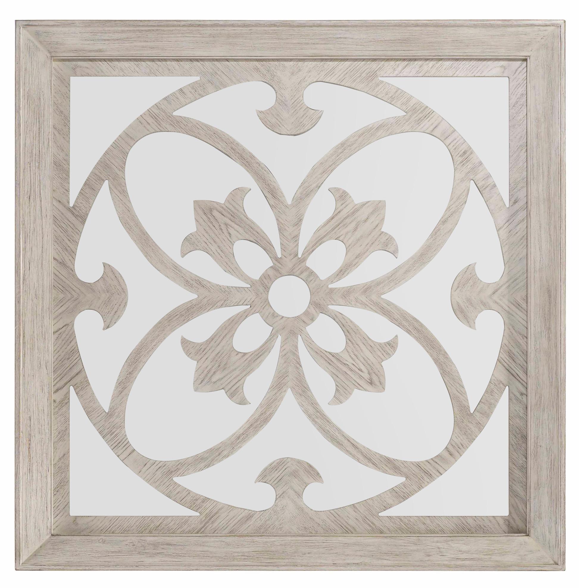 Hooker Furniture Sunset Point Decorative Square Mirror - Item Number: 5325-50004