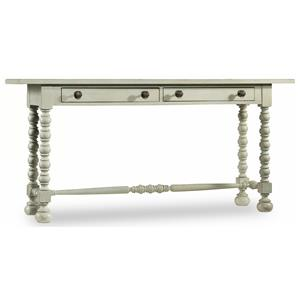 Hooker Furniture Sunset Point Turned Leg Console