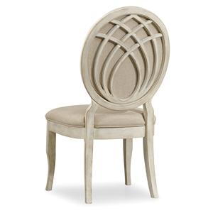 Hooker Furniture Sunset Point Upholstered Side Chair