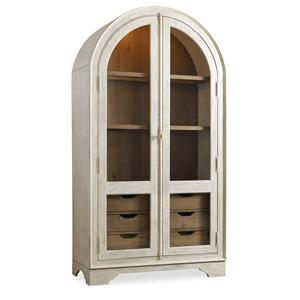 Hooker Furniture Sunset Point Display Cabinet