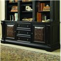 Hooker Furniture Telluride Bookcase Base - Item Number: 370-10-265