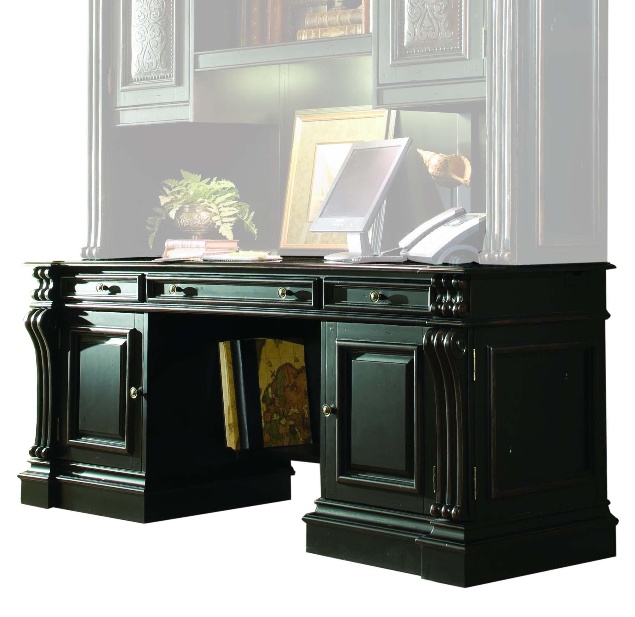 Hooker Furniture Telluride Computer Credenza - Item Number: 370-10-464