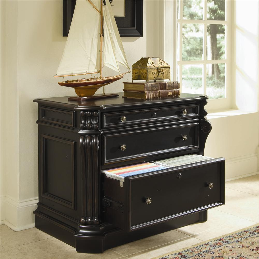 Hooker Furniture Telluride Lateral File - Item Number: 370-10-466