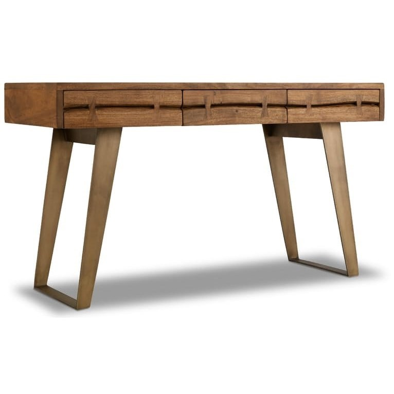 Hooker Furniture Transcend Contemporary Writing Desk - Item Number: 7000-10454