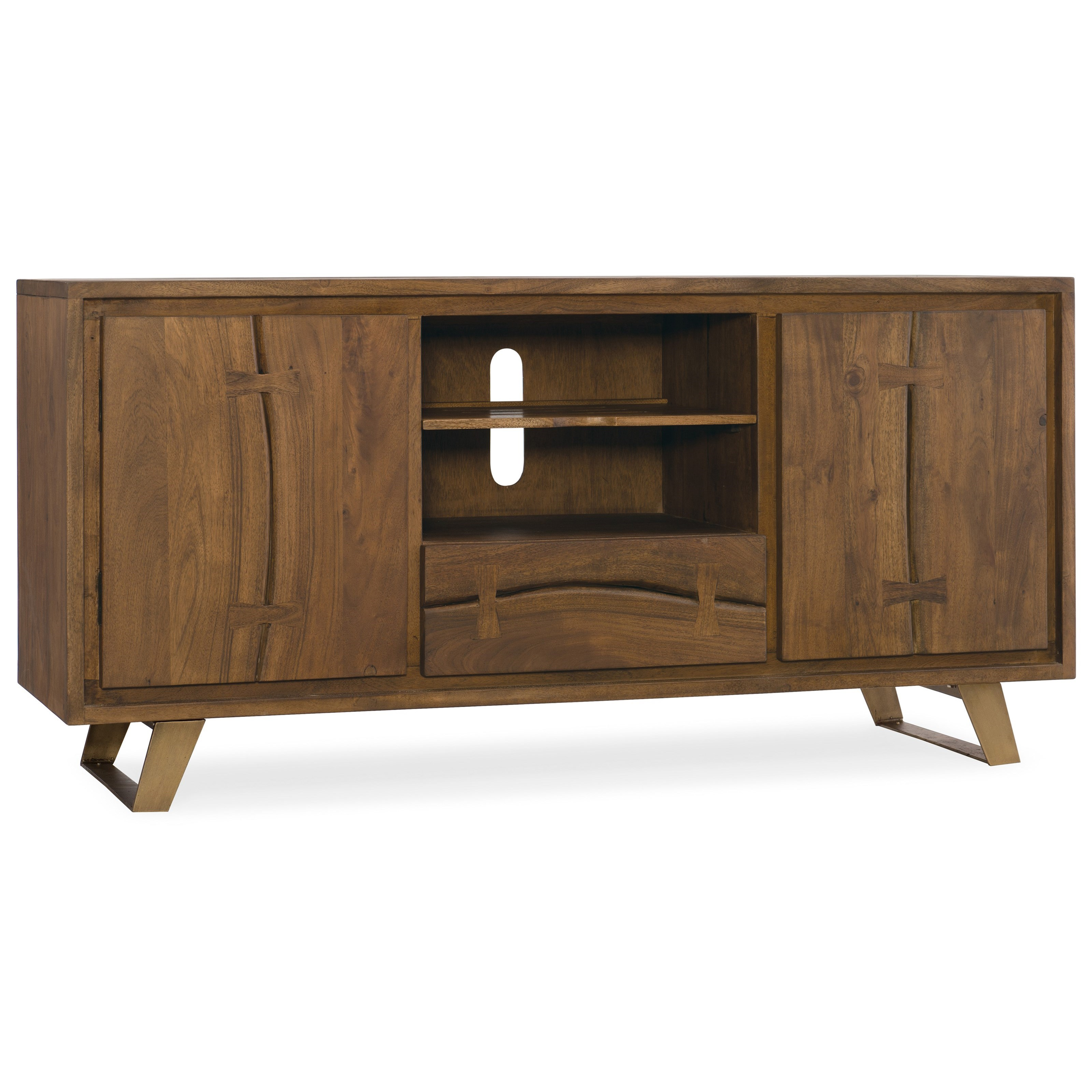 Hooker Furniture Transcend Entertainment Console - Item Number: 7000-55464
