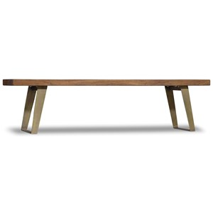 Hooker Furniture Transcend Dining Bench