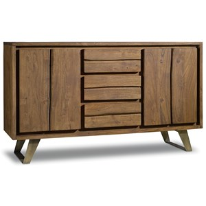 Hooker Furniture Transcend 3 Drawer Buffet