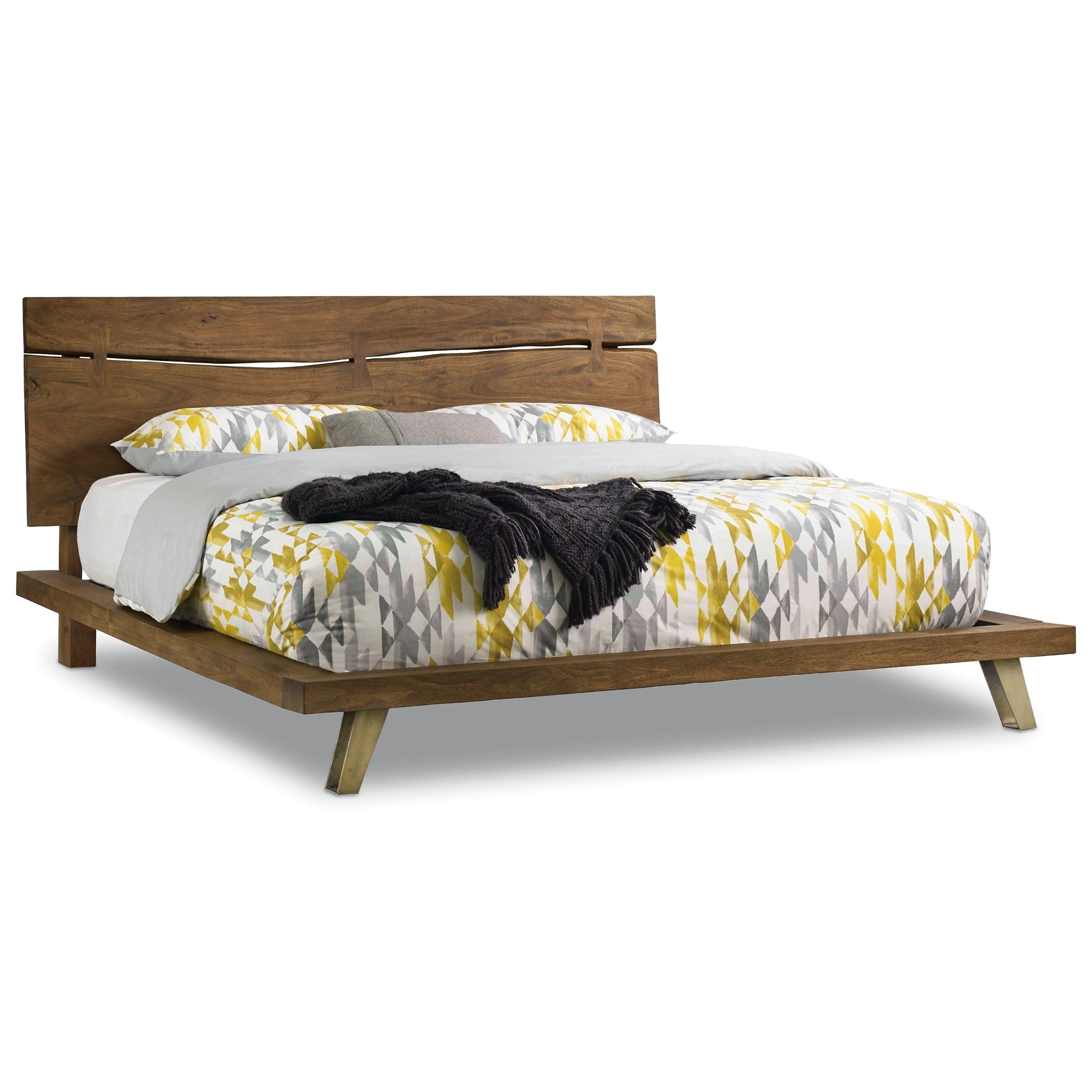 Hooker Furniture Transcend California King Platform Bed - Item Number: 7000-90360