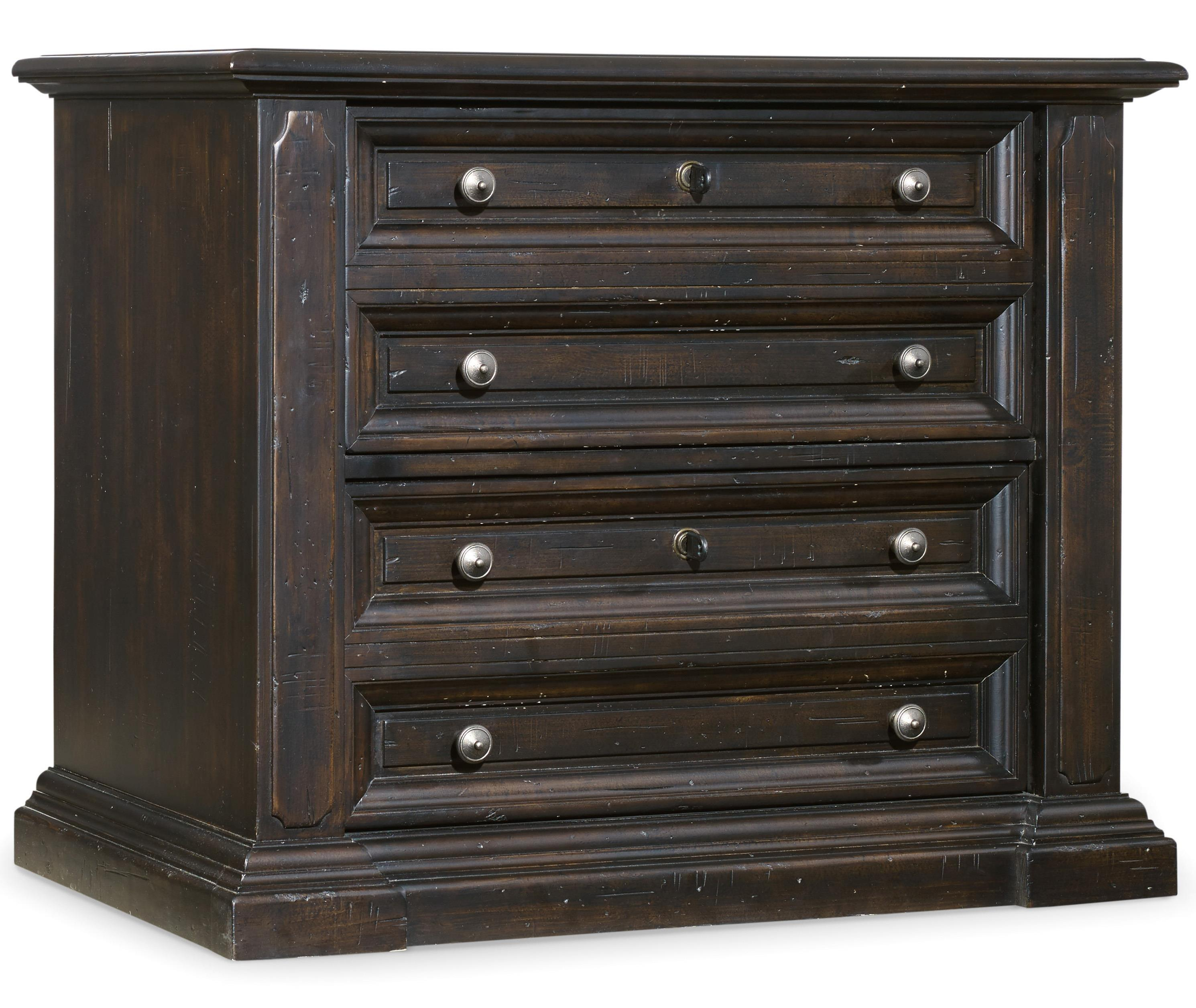 Hooker Furniture Treviso Lateral File - Item Number: 5374-10466