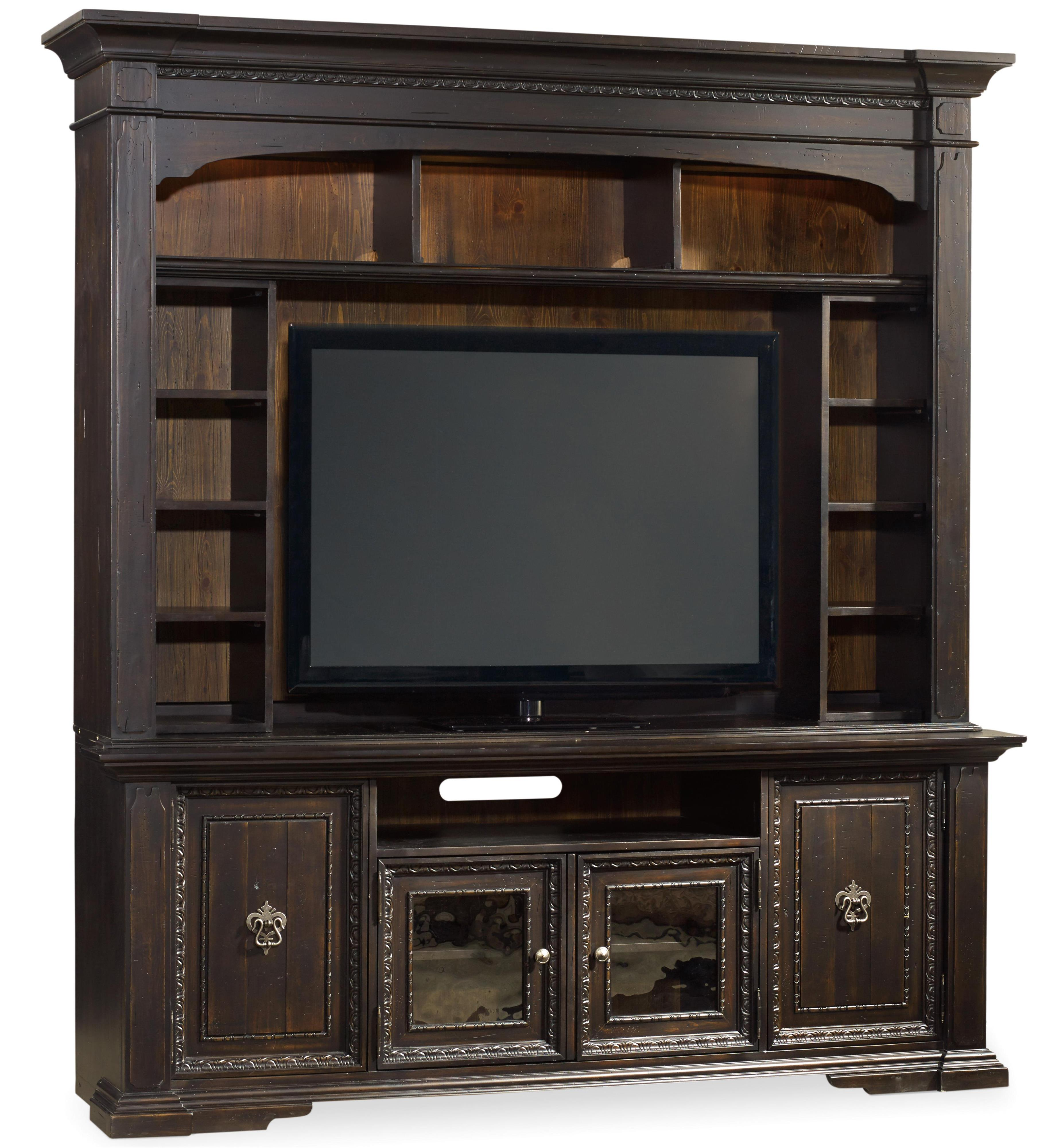 Hooker Furniture Treviso 2 Pc Entertainment Group - Item Number: 5374-70202