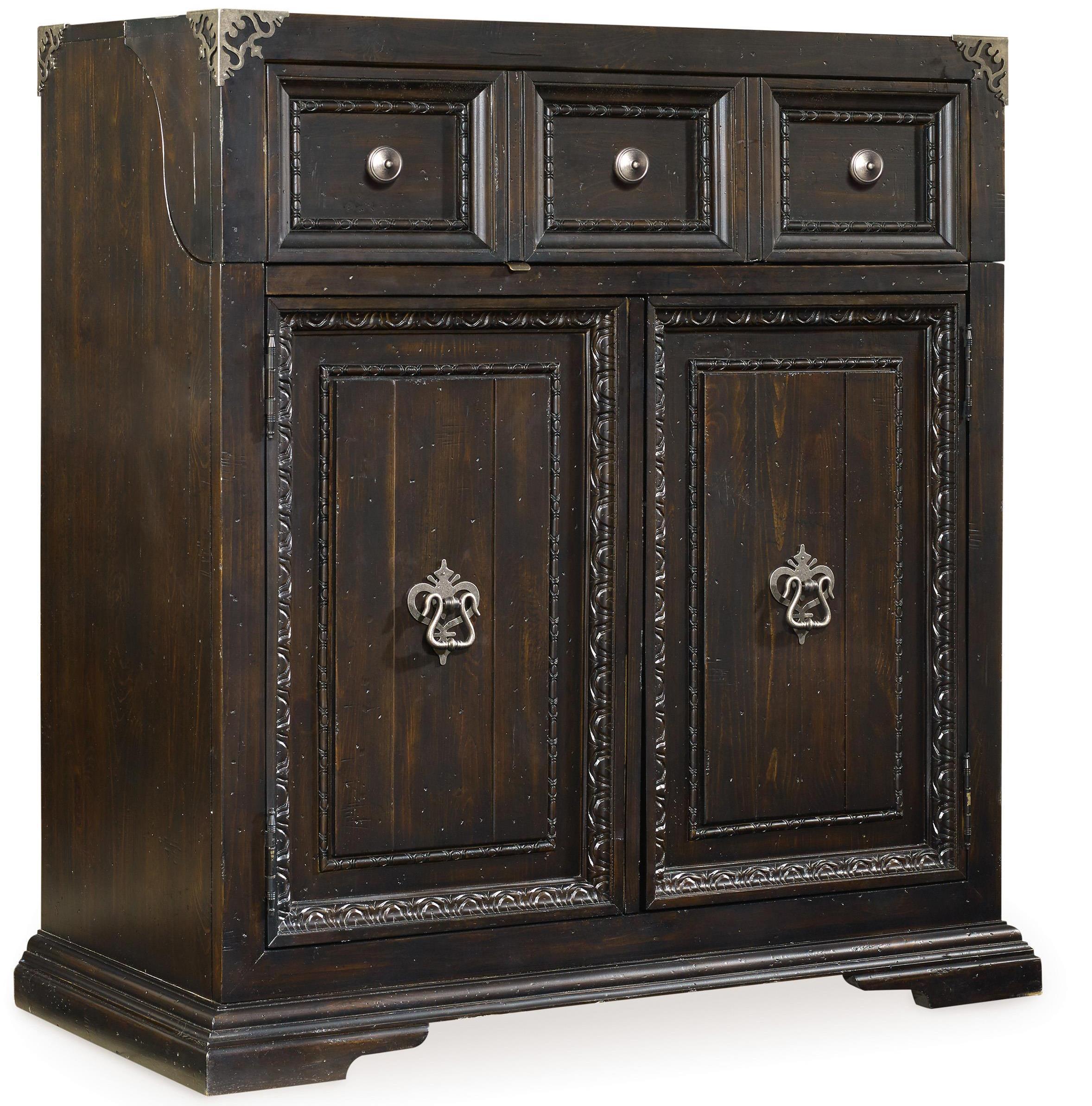 Hooker Furniture Treviso Bar - Item Number: 5374-75160
