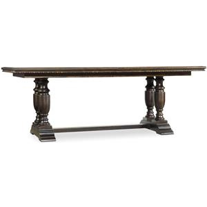 Hooker Furniture Treviso Trestle Dining Table
