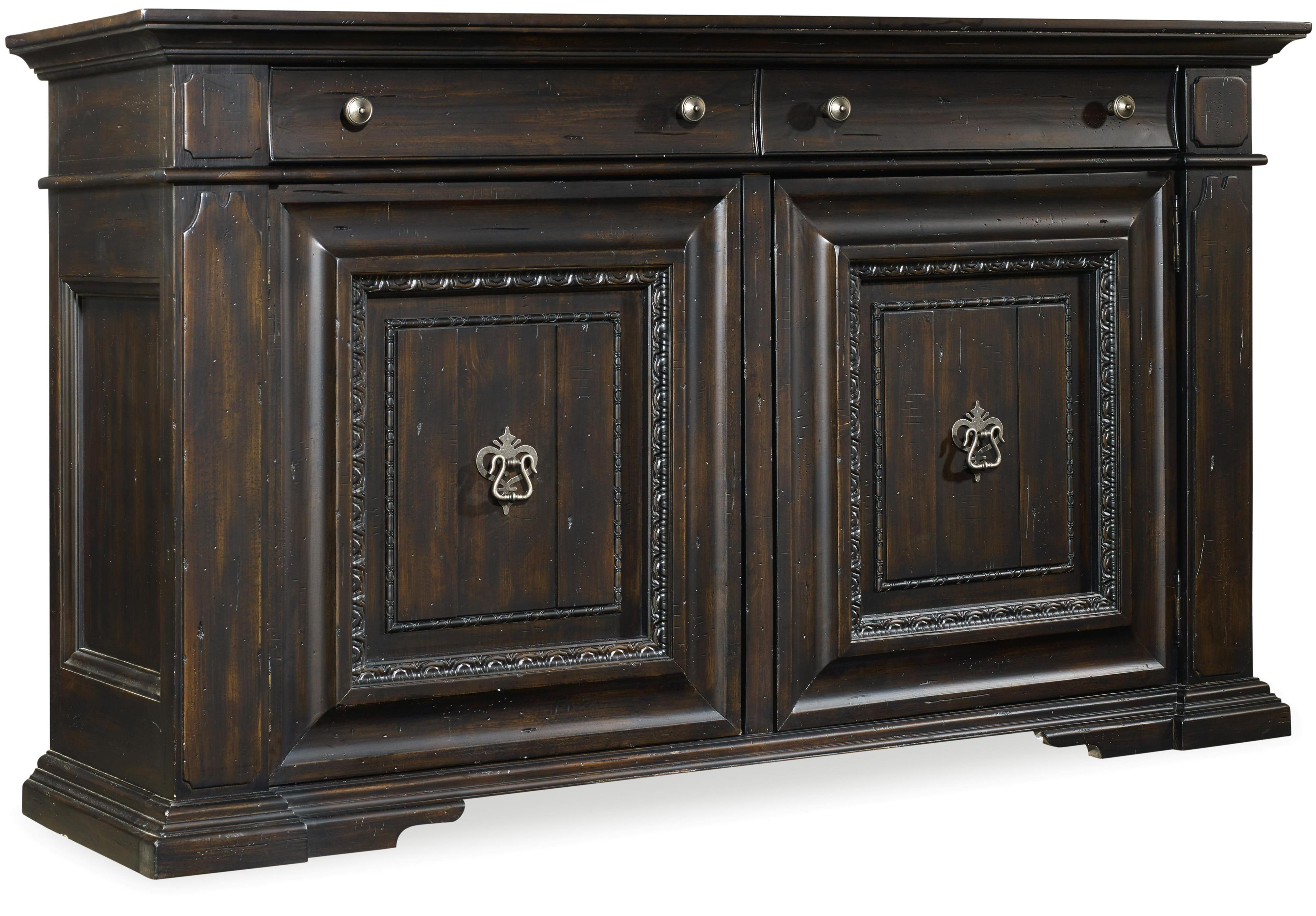 Hooker Furniture Treviso Sideboard - Item Number: 5374-75903