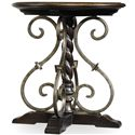 Hooker Furniture Treviso Round Nightstand - Item Number: 5374-90015