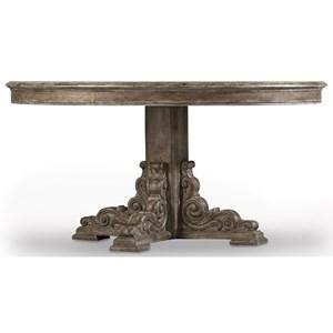 Hooker Furniture True Vintage Round Dining Table