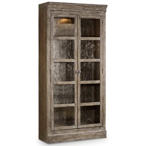 Hooker Furniture True Vintage Bunching Curio