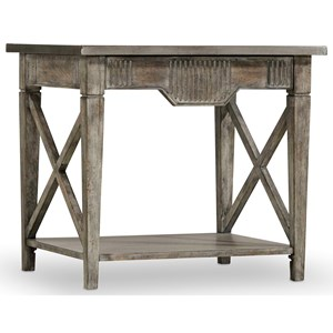 Hooker Furniture Knotts Cove Knots Cove End Table