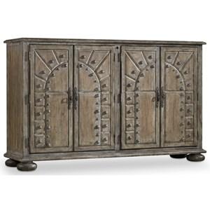 Hooker Furniture True Vintage Accent Console