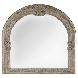 Hooker Furniture True Vintage Arched Mirror