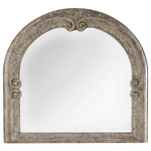 Hooker Furniture True Vintage Arched Mirror