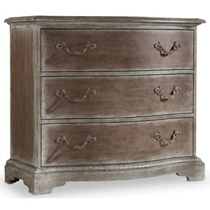 Hooker Furniture True Vintage Bachelors Chest