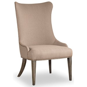 Hooker Furniture True Vintage Upholstered Dining Chair
