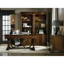 Hooker Furniture Tynecastle Traditional Writing Desk