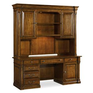 Hooker Furniture Tynecastle Credenza and Hutch