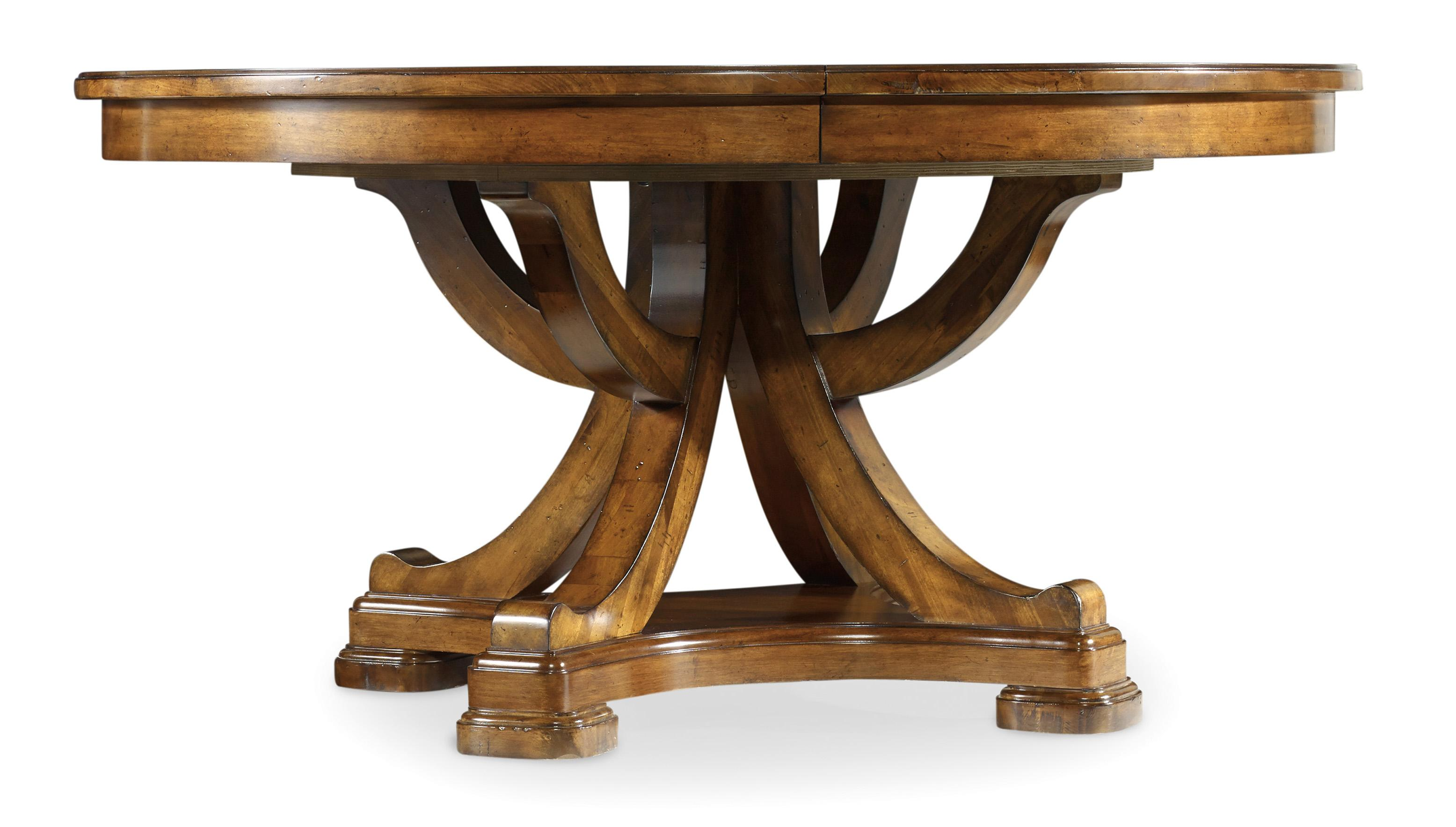 Hooker Furniture Tynecastle Dining Table - Item Number: 5323-75206