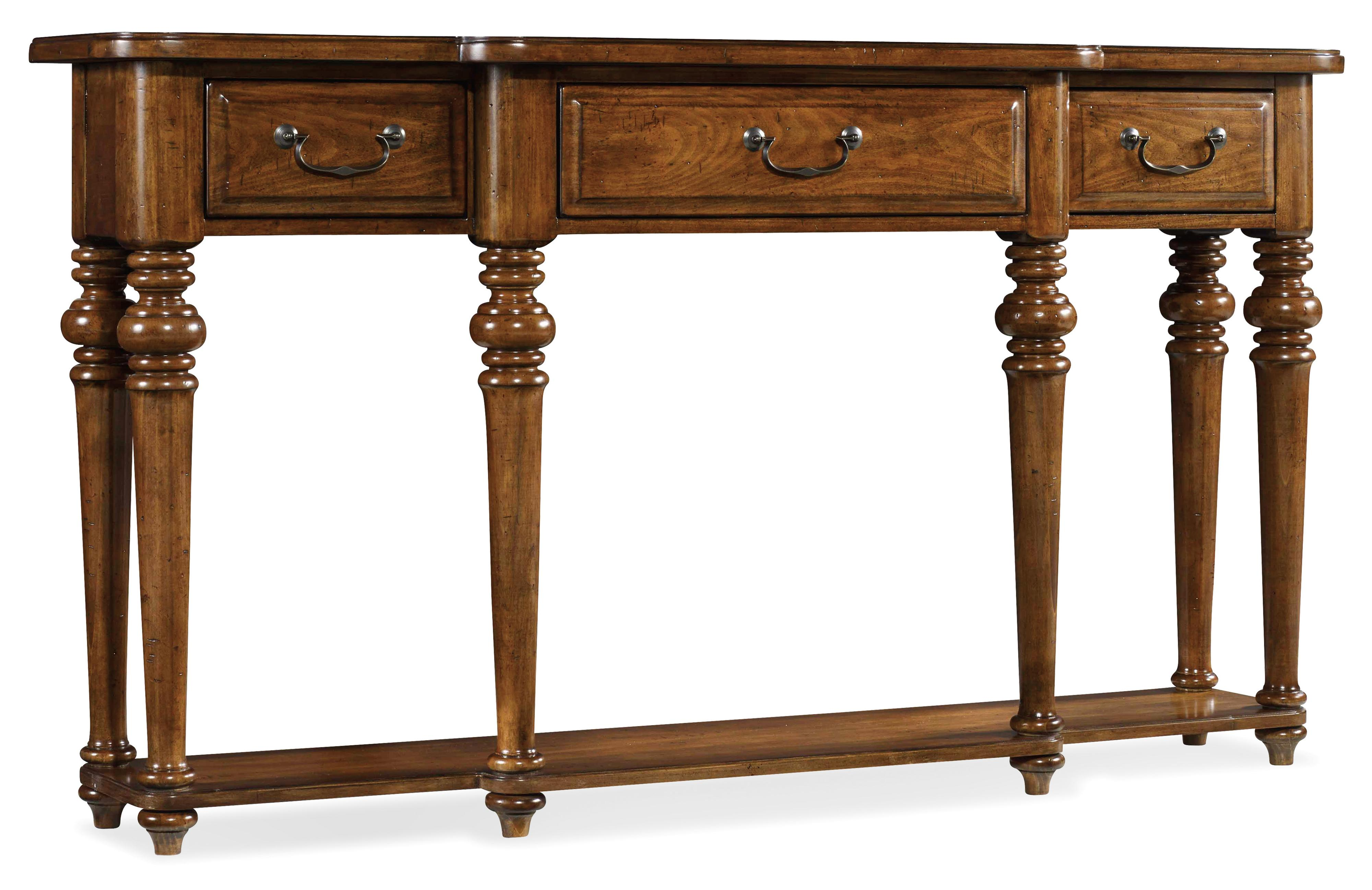 Hooker Furniture Tynecastle Sofa Table - Item Number: 5323-80151