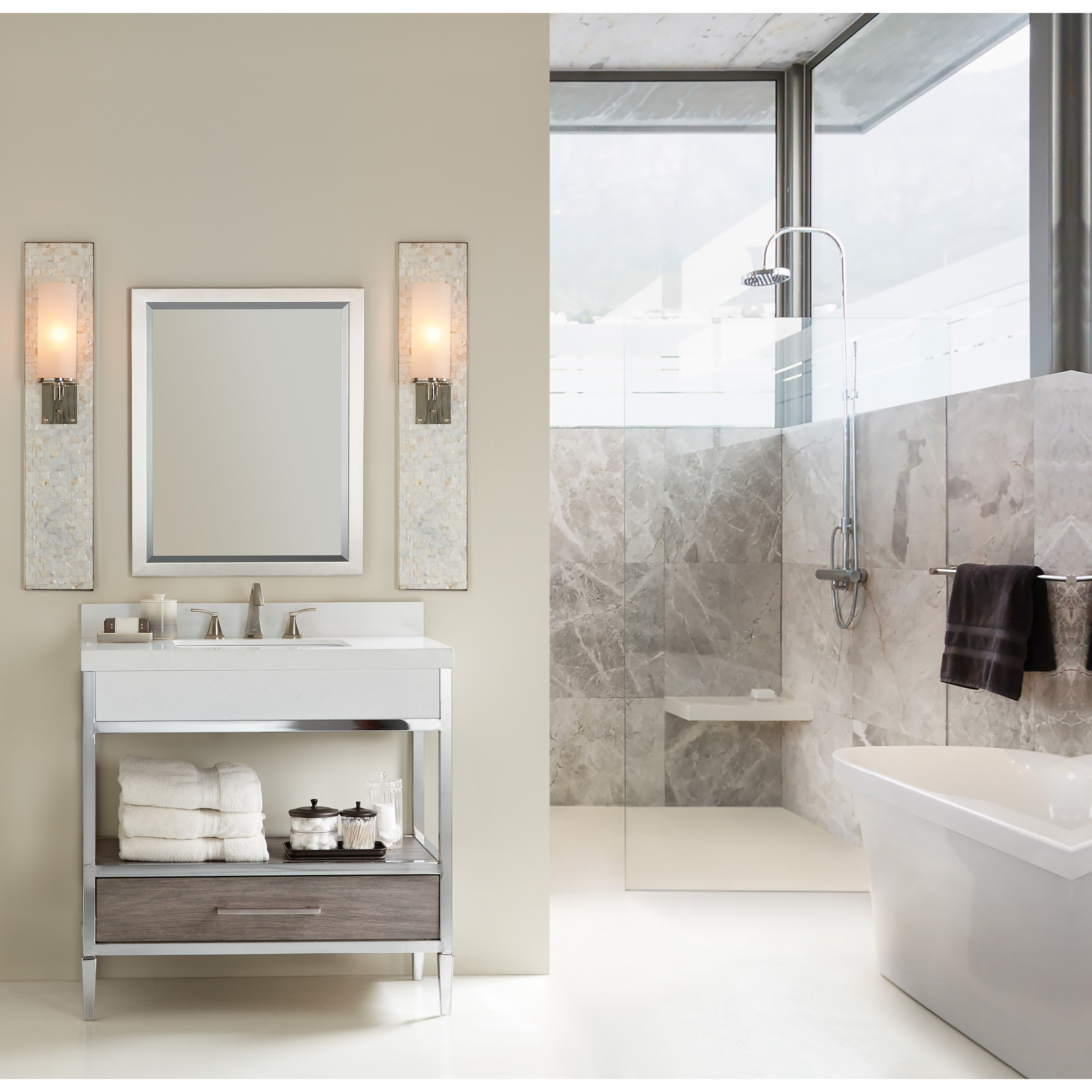 Hooker Furniture Bathroom Vanities Mansfield Contemporary