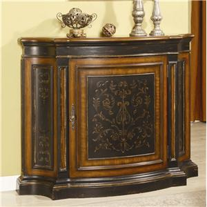 Hamilton Home Vicenza Tall Waisted Shaped One-Door Chest
