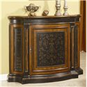 Hooker Furniture Vicenza Tall Waisted Shaped One-Door Chest - Item Number: 967-85-124