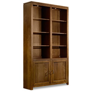 Hooker Furniture Viewpoint   Wall Bookcase