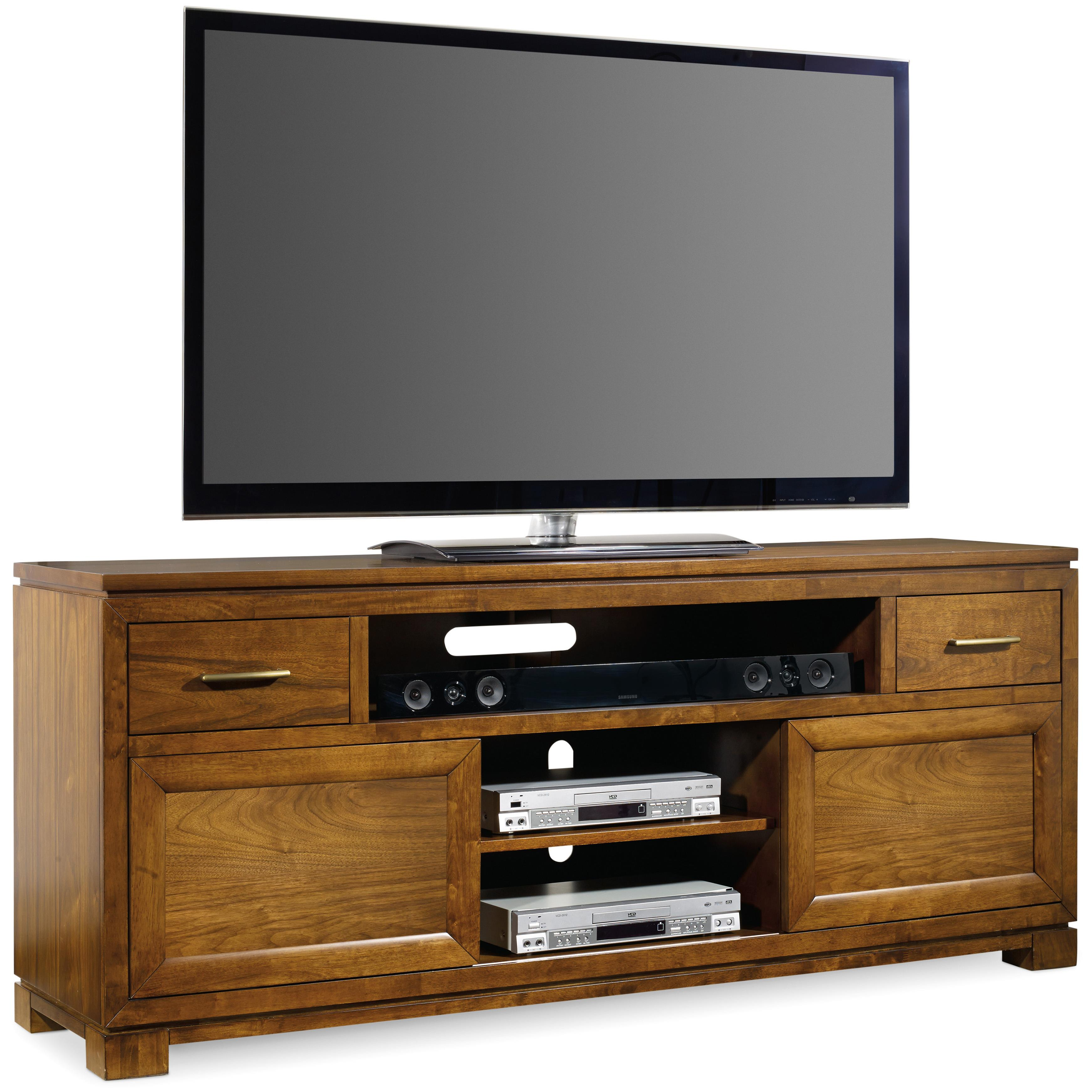 Hooker Furniture Viewpoint   72 Inch Entertainment Console - Item Number: 5328-55472