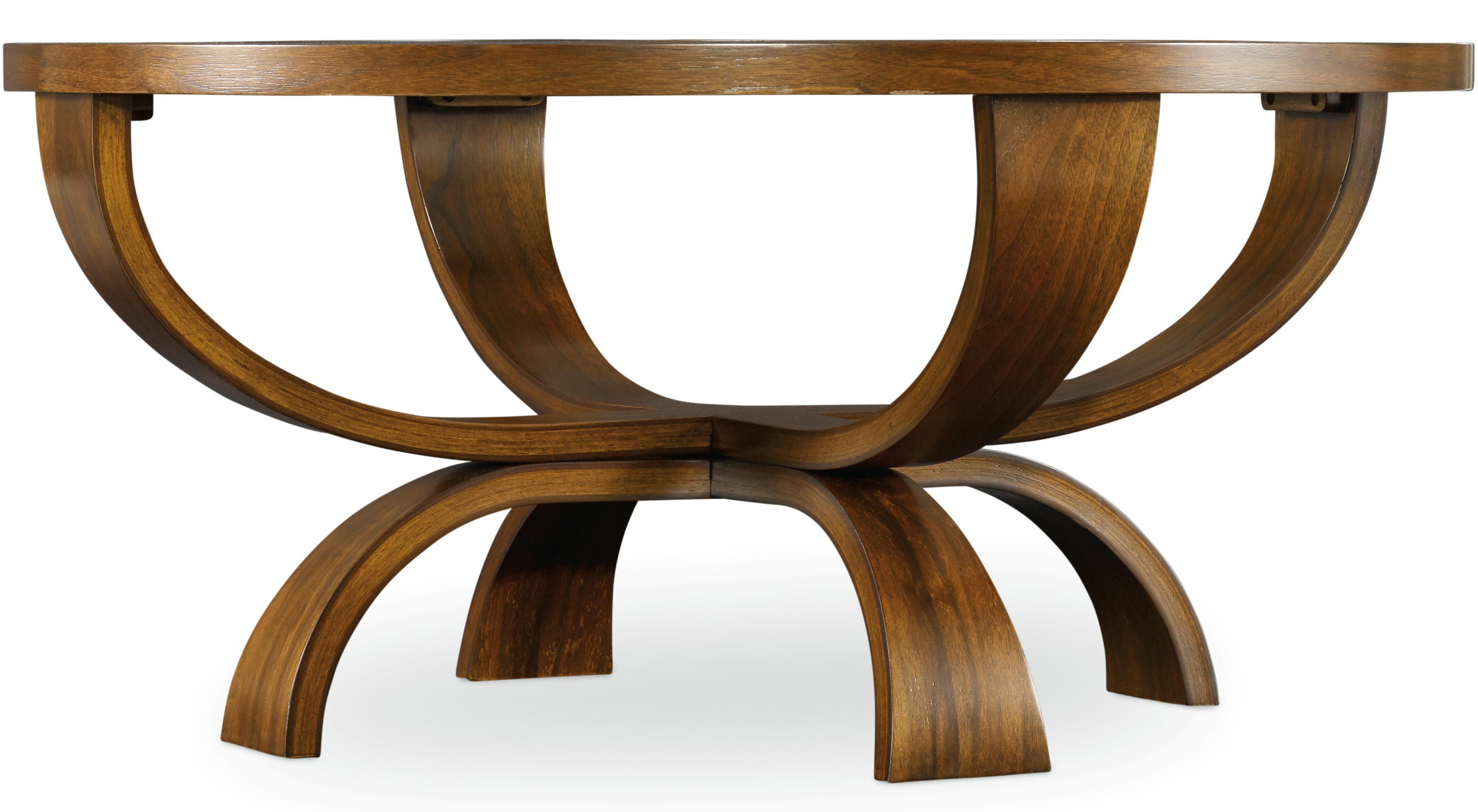 Hooker Furniture Viewpoint   Round Cocktail Table - Item Number: 5328-80111