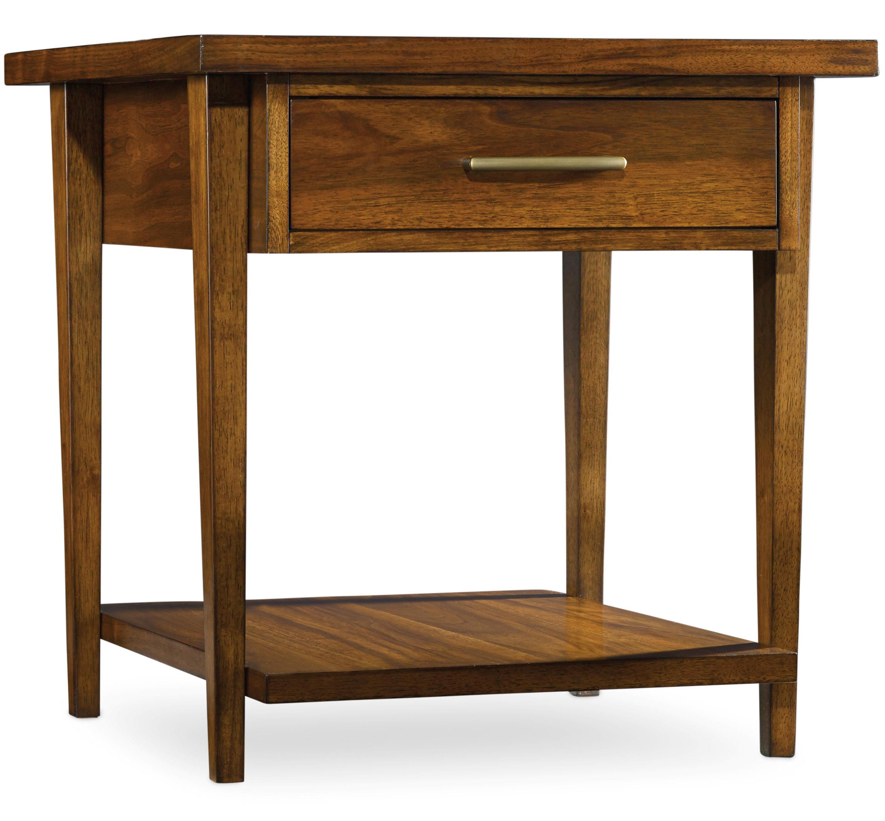 Hooker Furniture Viewpoint   End Table - Item Number: 5328-80113