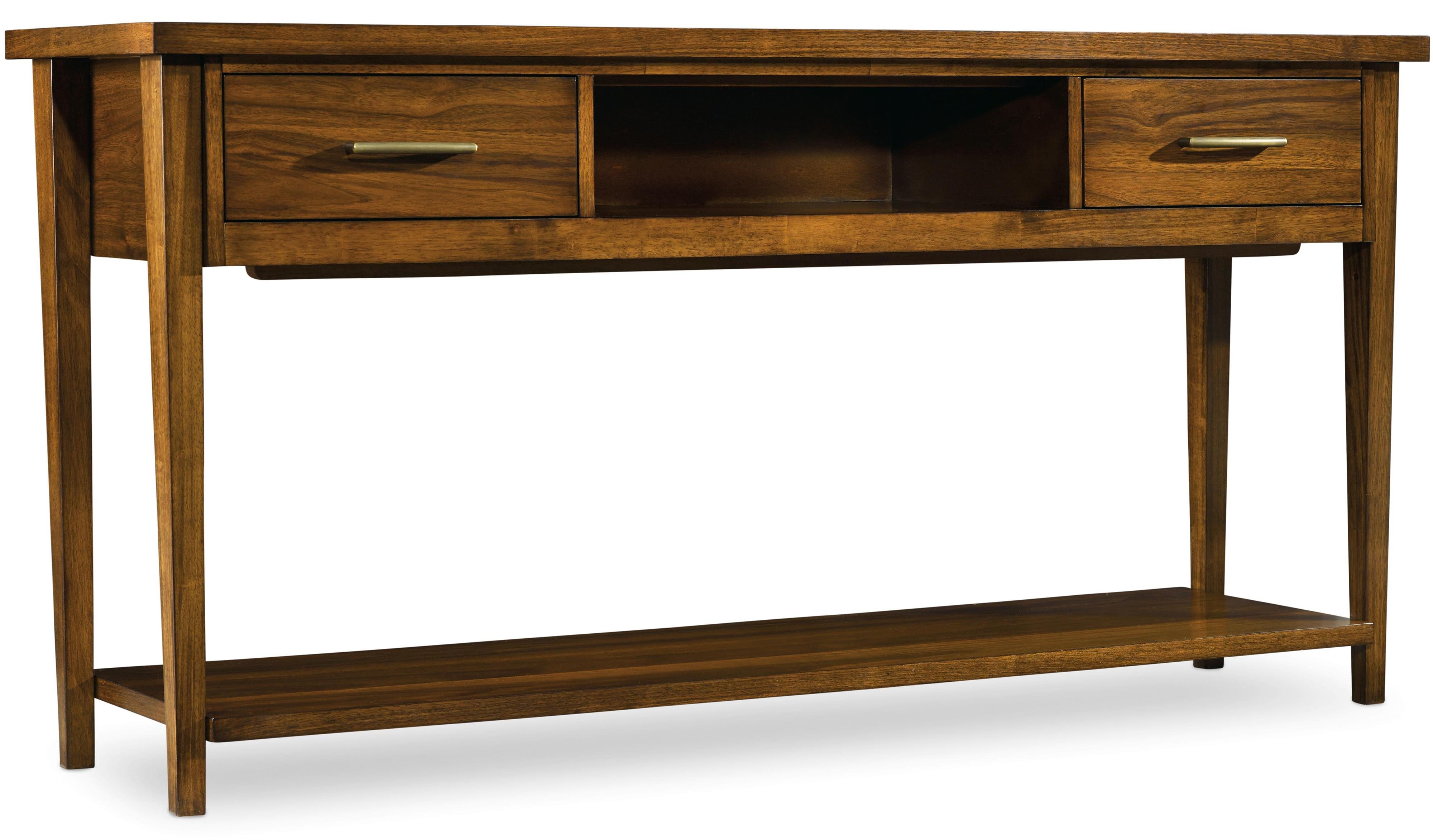 Hooker Furniture Viewpoint   Sofa Table - Item Number: 5328-80151