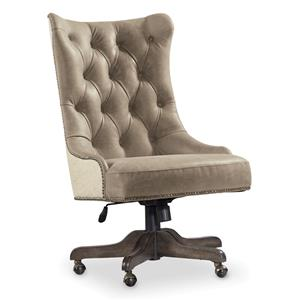 Hooker Furniture Vintage West Executive Desk Chair