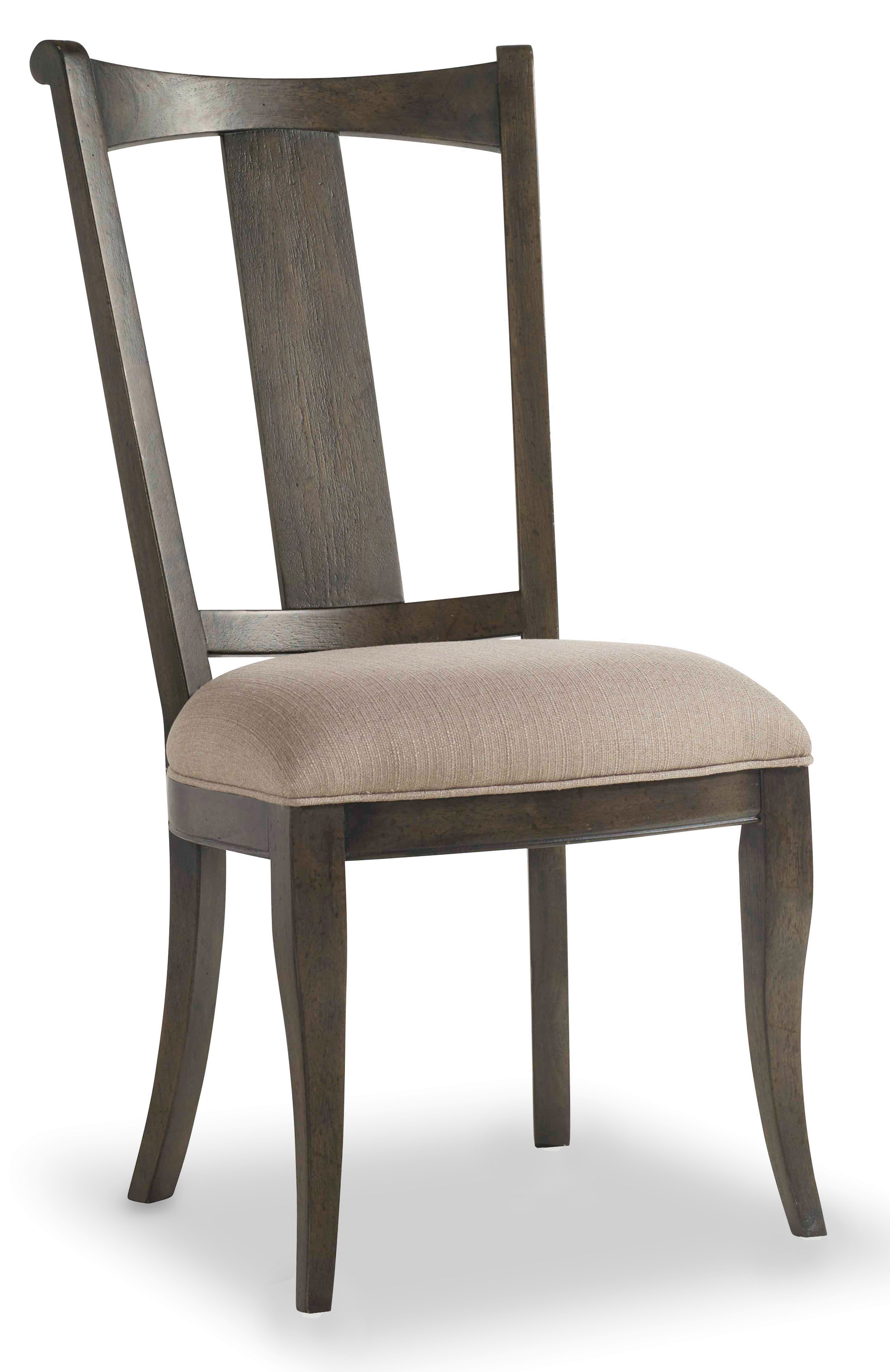 Upholstered Splatback Side Chair