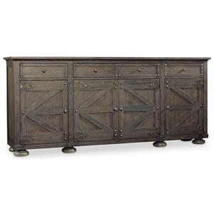 Hooker Furniture Vintage West Storage Credenza