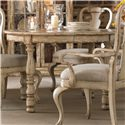 Hooker Furniture Wakefield Round Dining Table - Item Number: 5004-75201