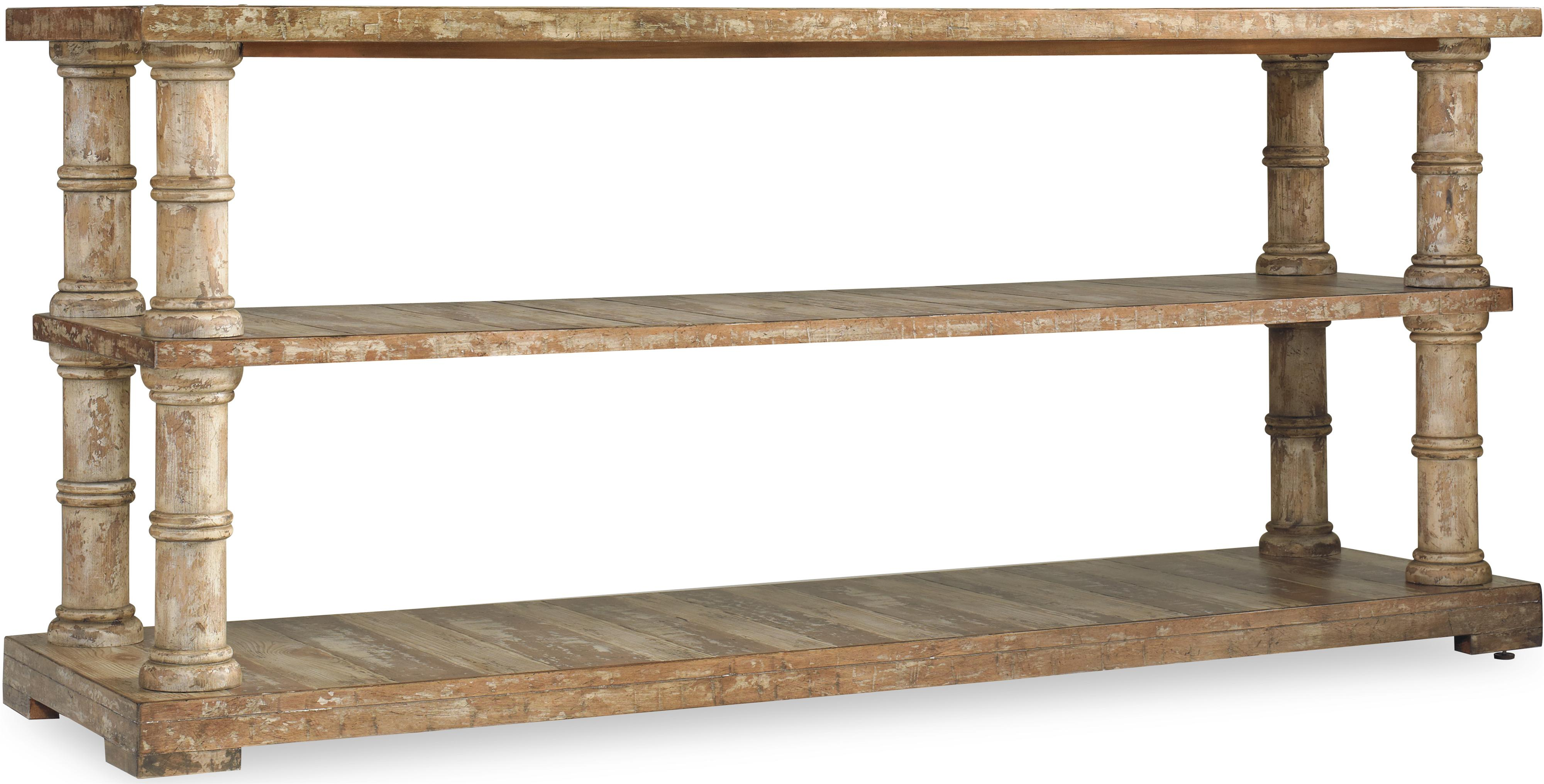 Hooker Furniture Wakefield Console Table - Item Number: 5004-85002