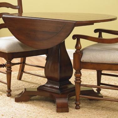 Hooker Furniture Waverly Place Drop Leaf Table - Item Number: 366-75-218