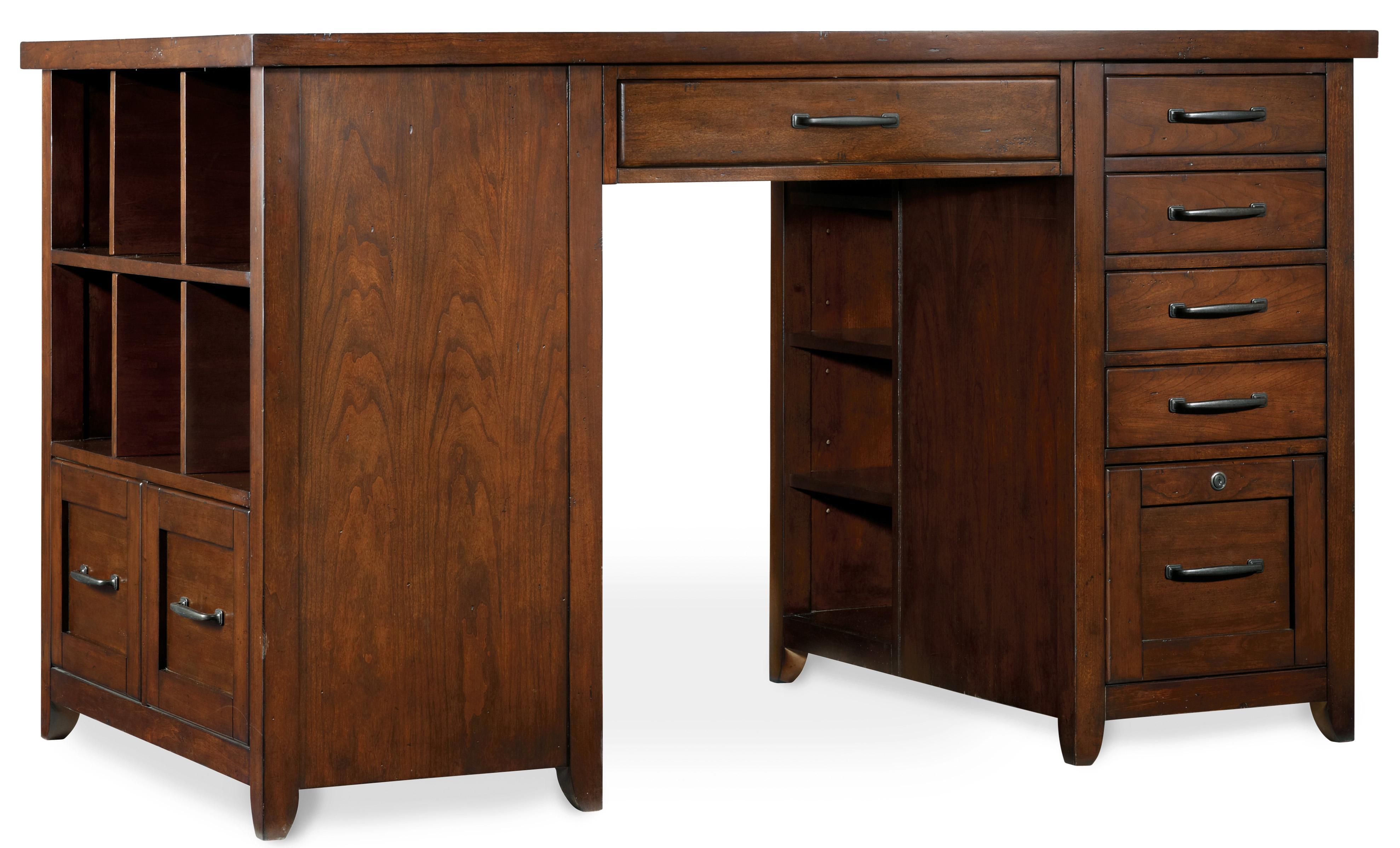 Hooker Furniture Wendover Utility Desk - Item Number: 1037-11306
