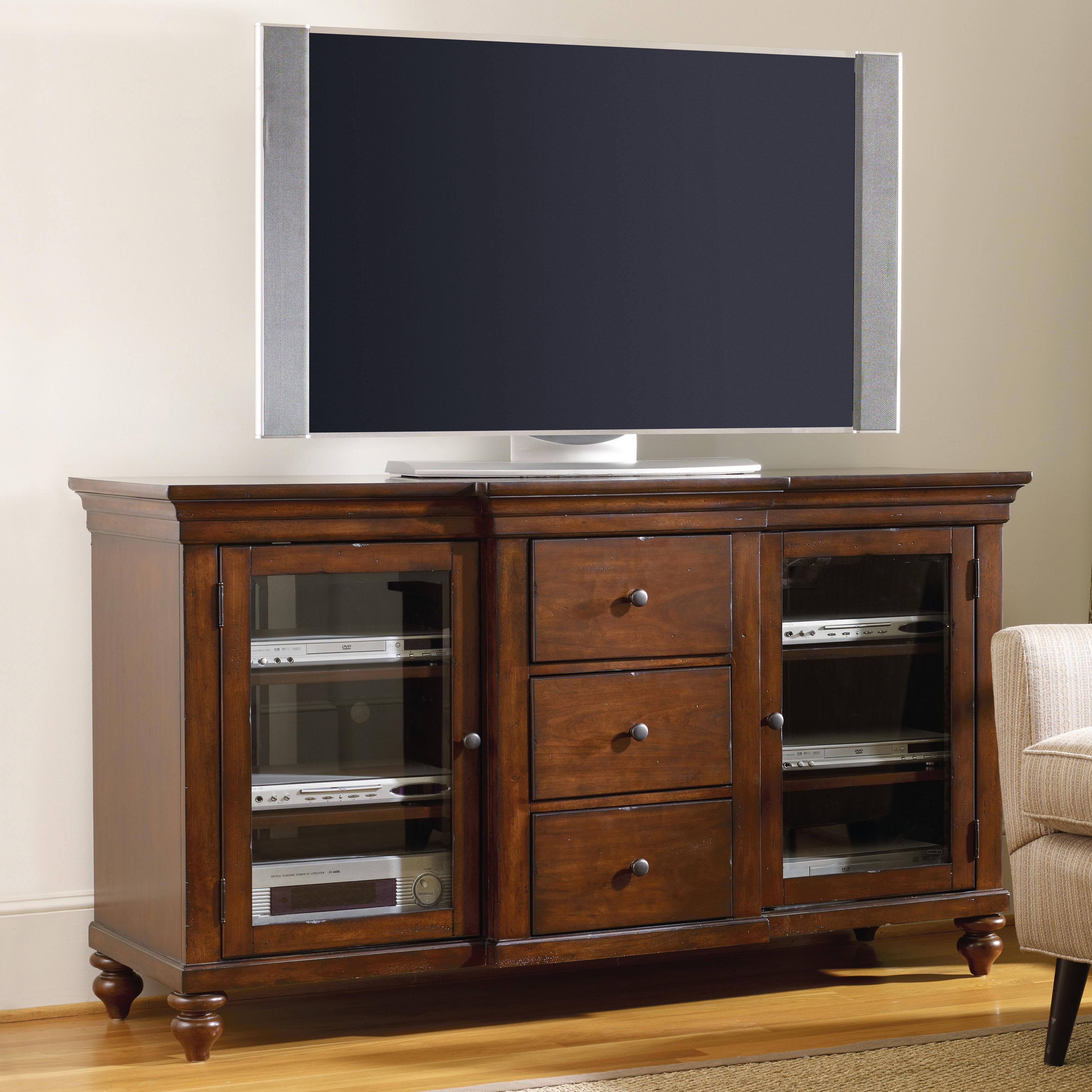 Hooker Furniture Wendover Entertainment Console - Item Number: 1037-56480